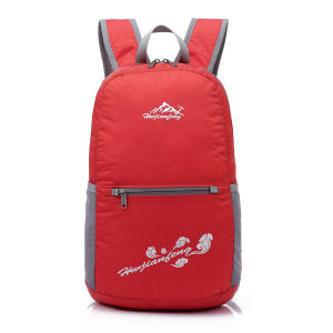 High Quality Trendy Waterproof Hiking Backpack pictures & photos