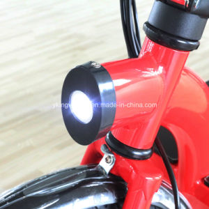 F/R Disc Brake 36V300W E Scooter High Speed Hummer City Electric Bike pictures & photos