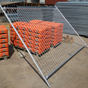 China Wholesale Australia Temporary Mobile Fence (TBF) pictures & photos
