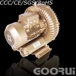 Ce Approved 7.5HP 5.5kw Regenerative Ring Blower with Ie3 Energy-Saving Motor pictures & photos