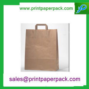 Recycle Printing Paper Bag / Brown Kraft Paper Bag pictures & photos