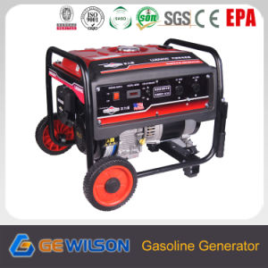 3.0kw Portable Gasoline Generator with New Design pictures & photos