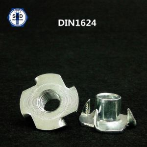 Insert T Nut, Zinc Plated (DIN1624) pictures & photos