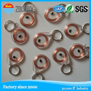 Em4305 RFID Key Tag for Residents and Hotels pictures & photos