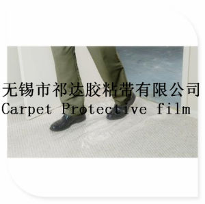 PE Protection Tape for Carpet Surface pictures & photos