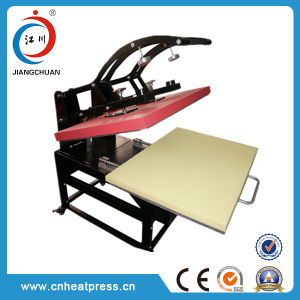 Wholesale 100*100cm Manual Heat Press Machine T Shirt Sublimation Heat Press