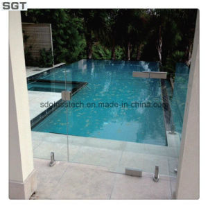 PVB Film Clear Laminated Balustrade Pool Fencing Glass pictures & photos