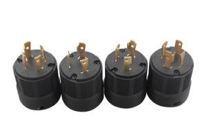 041142001 NEMA American spin lock plug pictures & photos