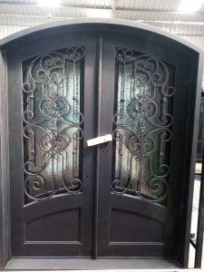 Double Iron Door pictures & photos