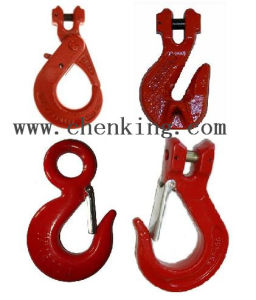 Forged Rigging Eye Slip Hook pictures & photos