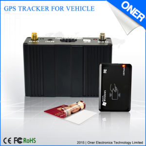 Car GPS Tracker with RFID for Driver Identify pictures & photos