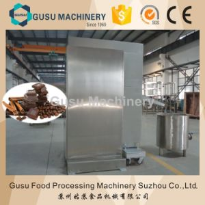 SGS Best Price Chocolate Ball Milling Machine for Grinding Chocolate (QMJ250) pictures & photos