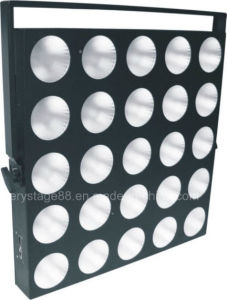 China 5X5 25 LED Beam Blinder Matrix Panel pictures & photos