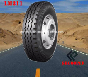 Long March Tubeless Drive/Steer/Trailer Truck Tyre with 2 Sizes (LM211) pictures & photos