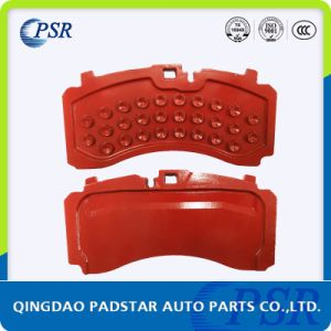 Stable Performance Truck Brake Pads Backing Plate pictures & photos