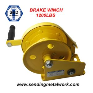Hand Winch Trailer Winch Boat Winch Brake Winch 1200lbs pictures & photos