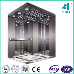High Speed Passenger Elevator From China SUS304 pictures & photos