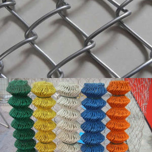 Security Chain Link Fence Wire Mesh Garden Netting pictures & photos