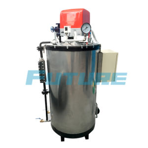 Vertical Watertube Oil (Gas) Fired Steam Boiler for Steam Washer pictures & photos