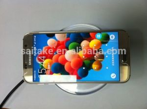 Colorful Mini Qi Wireless Charger Charging Pad for Samsung Galaxy pictures & photos