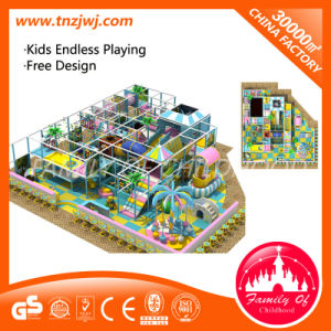 Amusement Park Toys Indoor Playground Equipment Soft Play pictures & photos