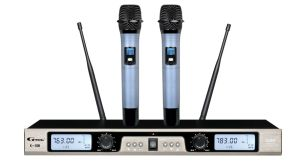 Professional UHF Wireless Microphone, The Reliable Brand-Sandy