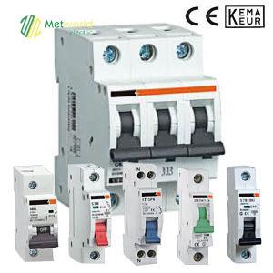 CE Miniature Circuit Breaker Mini Circuit Breaker MCB pictures & photos