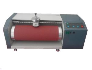 DIN Abrasion Durability Testing Machine for Materials pictures & photos