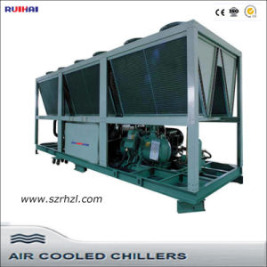 High Quality Screw Type Air-Cooled Water Chiller pictures & photos