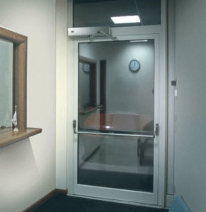 Mbsafe Swing Door System pictures & photos