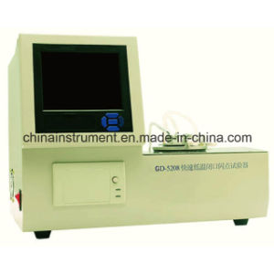 Low Temperature Closed Cup Flash Point Tester of Gasoline pictures & photos
