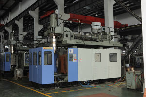 Extrusion Blow Moulding Machine for HDPE 20liters Drums pictures & photos