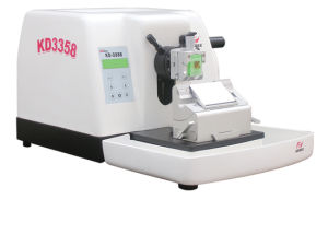 Kd3358 Medical Ultra-Thin Semiautomatic Microtome pictures & photos