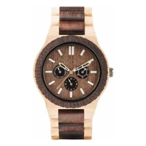 OEM New Walnut Watch Pure Natural Wooden Watch pictures & photos