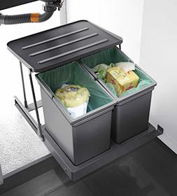 Modern Melamine Modular Wholesale Wood Kitchen Units Furniture (OP15-M12) pictures & photos