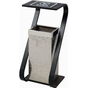 Waste Bin with S Style for Hotel (YH-232E) pictures & photos