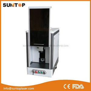 30 Watt Fiber Laser Marking Machine/Fiber Laser Marking Machine Price pictures & photos