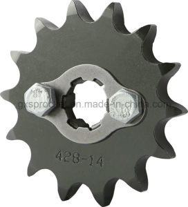 Motorcycle Front Sprocket Suzuki Gd110 pictures & photos