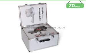 Buckle Free Pneumatic PP Pet Welding Strapping Machine (XQT-19) pictures & photos