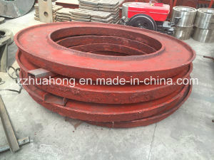 High Quality Wet Pan Mill, Gold Grinding Mills for Sale pictures & photos