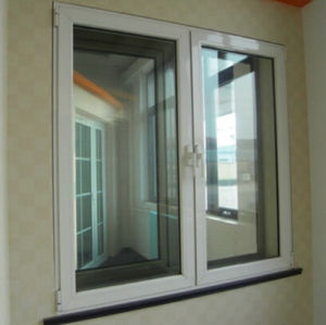 Side Hung Opening Aluminum Alloy Window pictures & photos