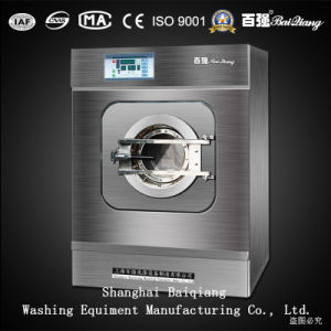 15kg Industrial Steam Heating Washer Extractor Laundry Equipment Washing Machine pictures & photos