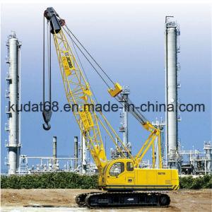 Telescopic Boom Crawler Crane (QUY50) pictures & photos