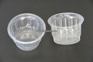 Disposable Coffee Capsule Plastic Packing Cup Sealing Lid Machine pictures & photos