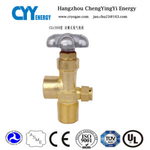 Low Temperature Oxygen Safety Valve pictures & photos