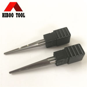 Special Ordered Carbide Taper Ball Nose End Mill with Straight Flute pictures & photos