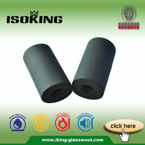 Elastomeric Foam Rubber Pipe Thermal Insulation pictures & photos