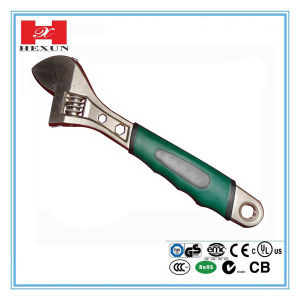 High Quality Adjustable Wrench, Adjustable Spanner pictures & photos