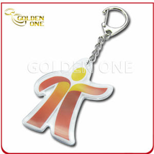 Promotion Gift Epoxy Coating Soft PVC Key Chain pictures & photos