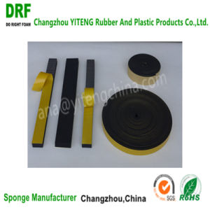 EPDM Foam Sponge Rubber Seal Strip for Car Door Window EPDM Roll Foam Roll pictures & photos